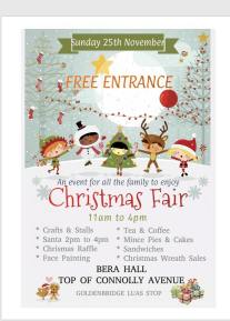 bulfin christmas fair